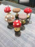 Needlefelting Workshop – Mushrooms